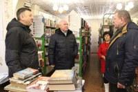 Библиотекам села Бродокалмак нужен ремонт